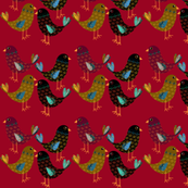Swirlie Birds