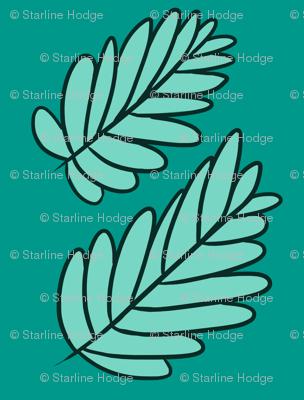 Rei's Leaf Skirt Pattern