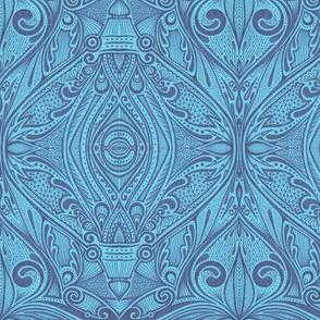 Alecto - Blue