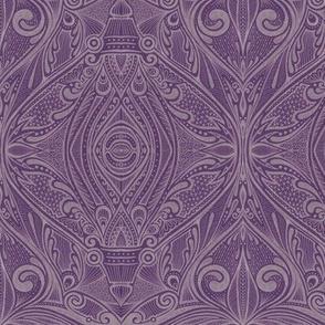Alecto - Violet