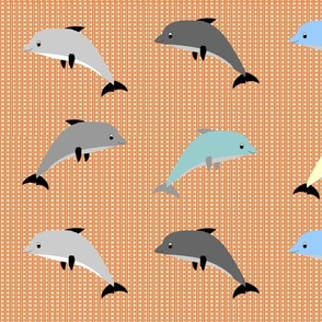 Sandy_Beach_Sunshine_and_Rain_Dolphins