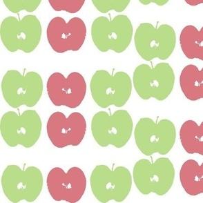 Apple Stamp Print
