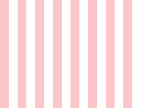 Stripes - White and Light Baby Pink Nautical Resizable ...