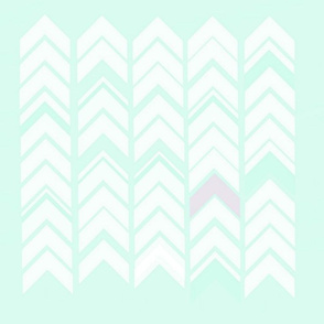 mint and arrows