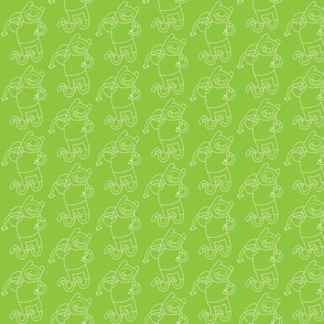 aventuras verde-blanco