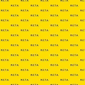 meta amarillo-negro