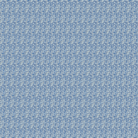Knitted Snow fabric by amyvail on Spoonflower - custom fabric