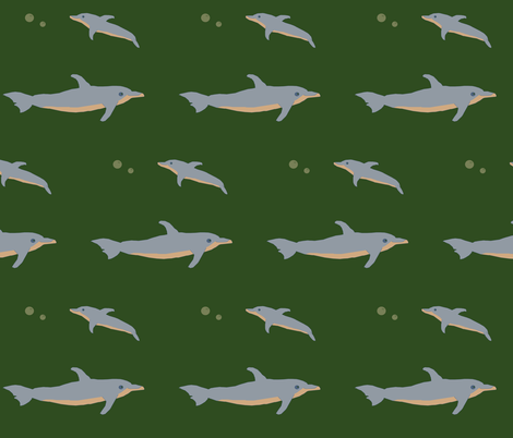 coloradodolphins fabric by serenity_ii on Spoonflower - custom fabric