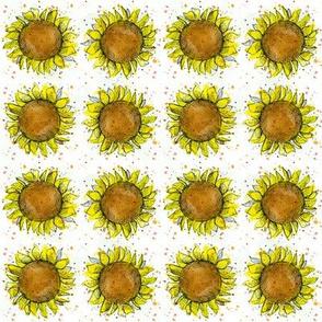 Flower Market Sunflowers