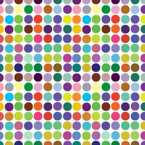 Coloured spots