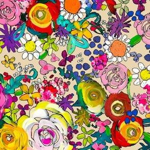 Les Fleurs // Biscuit