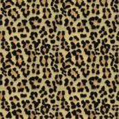painted mega leopard