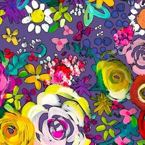 Les Fleurs// Ultraviolet