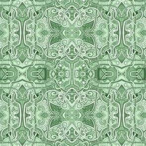 Star Spangled Victorian Garden Stroll