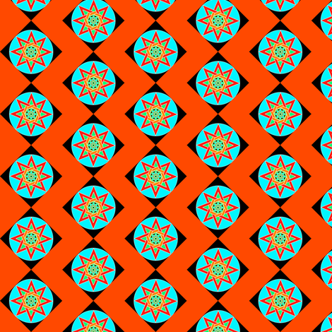 geo_design fabric by blissed on Spoonflower - custom fabric
