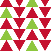 Christmas triangles
