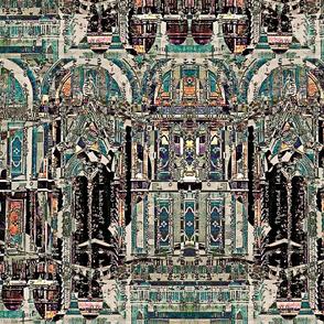 The Grand Halls of Wisdom