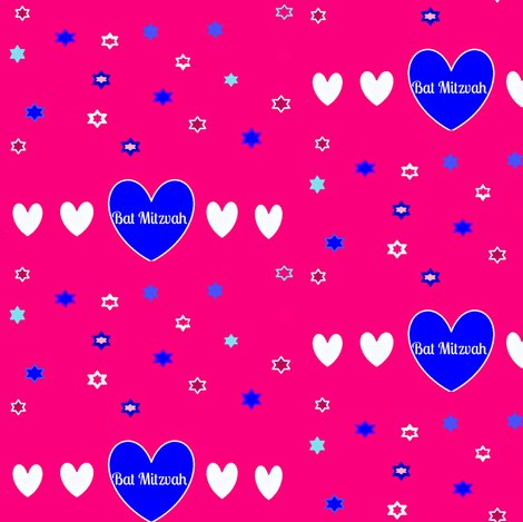 Rrrrrrrpink_and_lilac_sod_plus_love_hearts_on_darker_pink_background_blue_heart_ed_ed_shop_preview