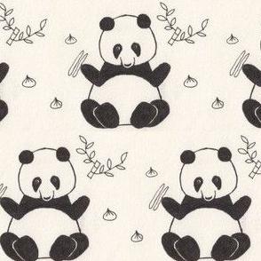 Dim Sum Panda