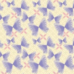 Geometric Butterflies
