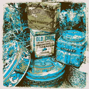 Tins and Tobacco