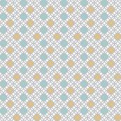 tangerine lattice