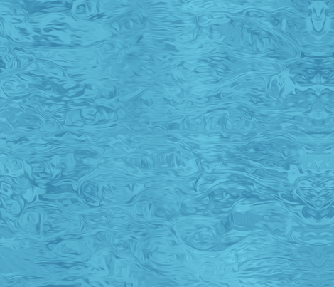 Caribbean Sea  fabric by lauriekentdesigns on Spoonflower - custom fabric