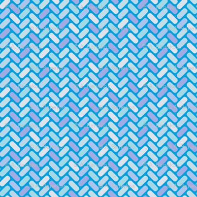 Blue Weave