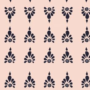 Bindi - Pink and Blue-ed