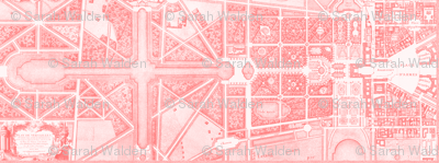 The Gardens of Versailles  ~ Pink