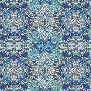 Blue Leaf Blues