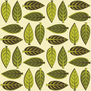 Dim Sum Leaves