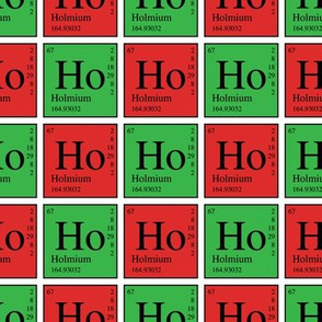 Chemistry Christmas wallpaper - robyriker - Spoonflower
