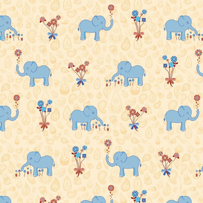 Elephants Garden (Ruby