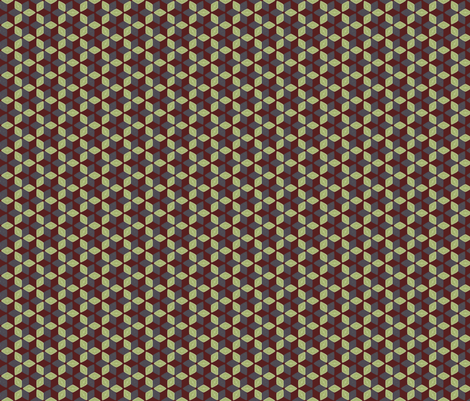 Merlot fabric by rwpattern on Spoonflower - custom fabric