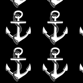 White anchor