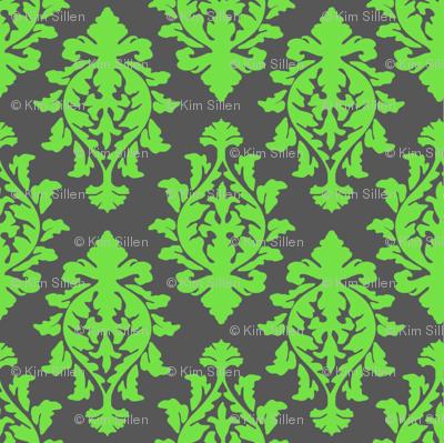 wallpaper-green/grey