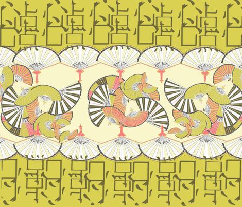 Dim_Sum_Fantasy2 fabric by leslie_gardner on Spoonflower - custom fabric