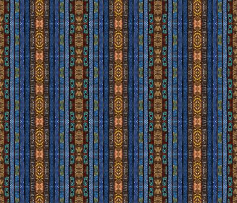 Sierra Blue fabric by skcreations,_llc on Spoonflower - custom fabric