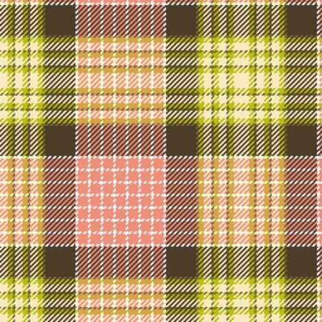 02347456 : tartan : dim sum fabric by sef on Spoonflower - custom fabric