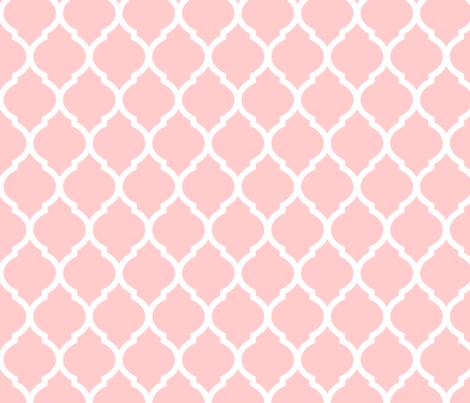 Light pink design wallpaper