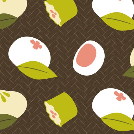 Dim sum fabric by petitspixels on Spoonflower - custom fabric