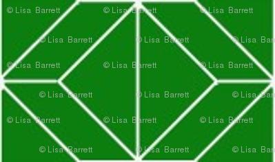 Small geometry emerald