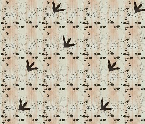 Heavy traffic area fabric by ladyrattus on Spoonflower - custom fabric