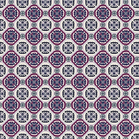 Matisse Foulard-ed fabric by another_d on Spoonflower - custom fabric