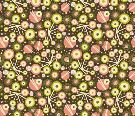 Dim Sum Darling fabric by taramcgowan on Spoonflower - custom fabric