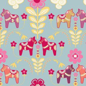 dala_horse_pastel_fond_bleu_L