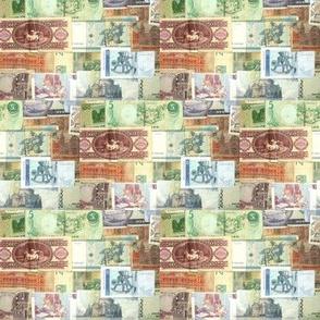 Old money new print