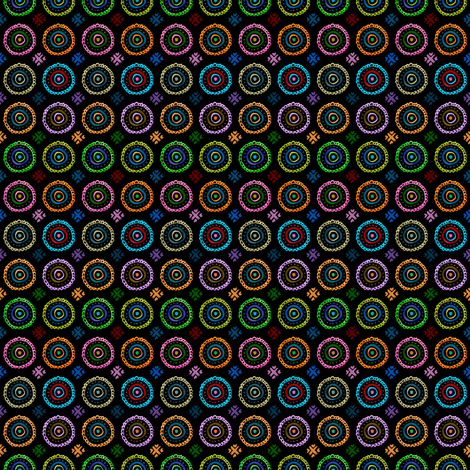 brightly fabric by narthex on Spoonflower - custom fabric