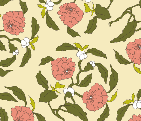 Dim Sum Design Contest fabric by sugarxvice on Spoonflower - custom fabric